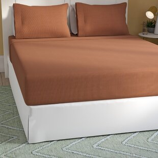 Rylee Soft Brushed Sheet Set by Ebern Designs Great price