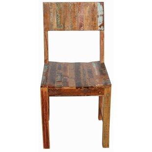 Brooklyn Solid Wood Dining Chair by Porter International Designs