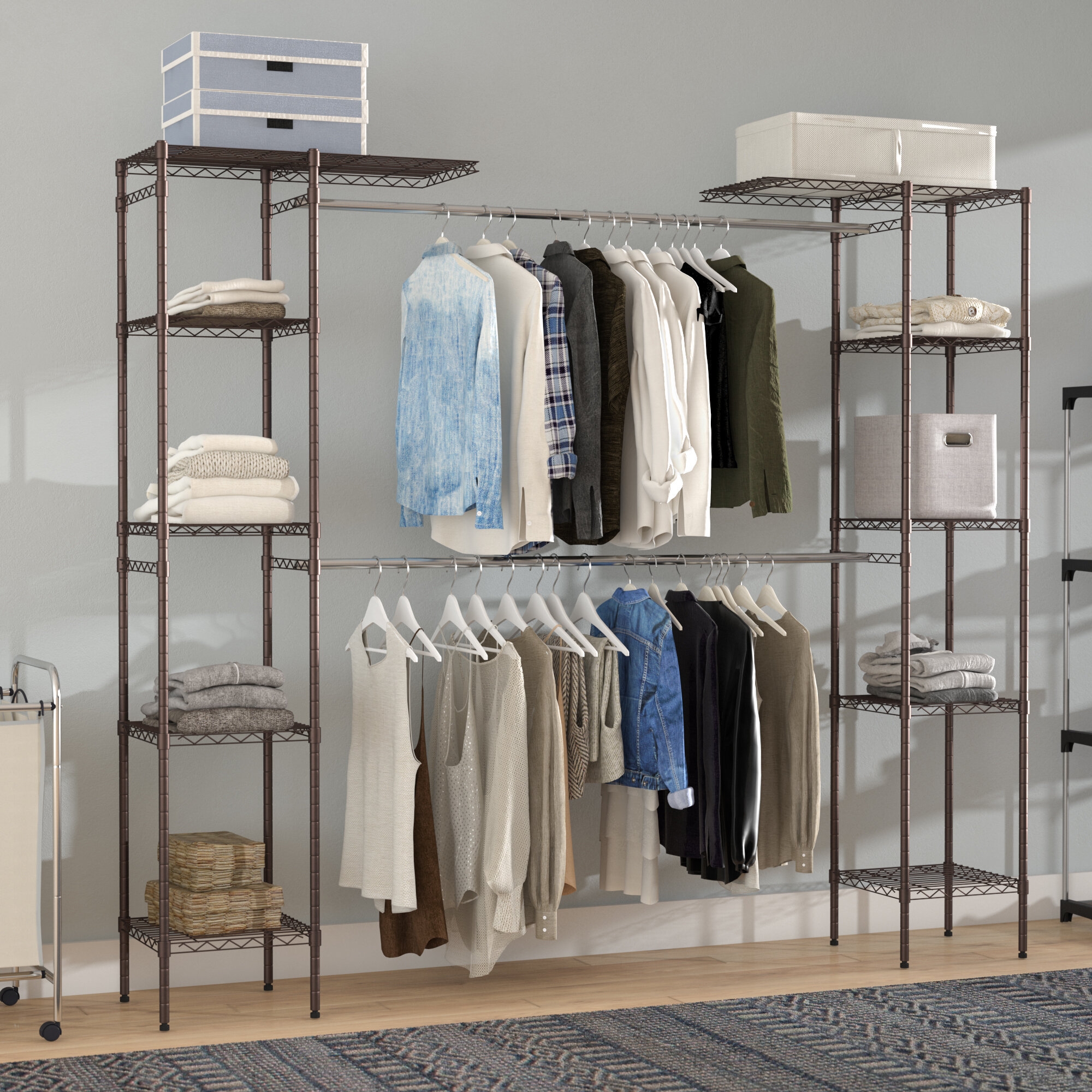 outstanding custom system picture discount closet organizing organizer wardrobe freestanding systems discontinued inspirations drawer of size full