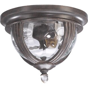 Astoria Grand Schuster 2-Light Flush Mount