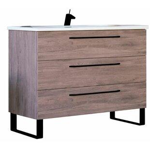 Braham Modern 40 Single Bathroom Vanity Set By Foundry Select