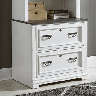 Bosley 2-Drawer Lateral Filing Cabinet
