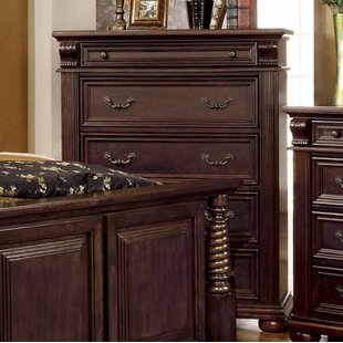 Astoria Grand Wanda 5 Drawer Chest
