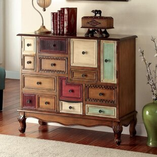 Chevell 14 Drawer Accent Chest by Rosalind Wheeler