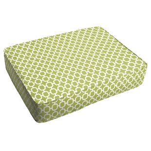 Samantha Chainlink Outdoor Floor Pillow