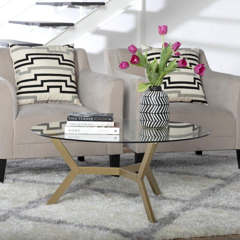Studio Designs Home Archtech Coffee Table Reviews Wayfair