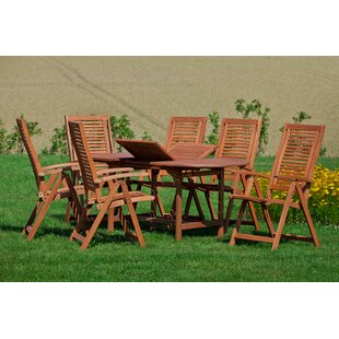 Chelseaville 6 Seater Dining Set By Sol 72 Outdoor
