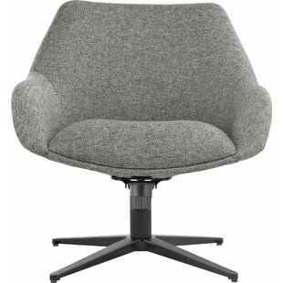 Modloft Cortlandt Swivel Lounge Chair