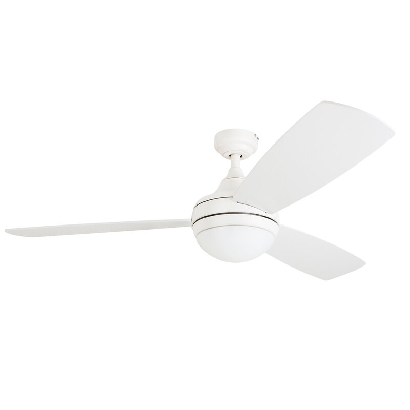 52 Alyce 3 Blade Led Ceiling Fan With Remote Control