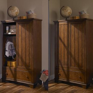 Coupon Ridge Armoire by Viv + Rae Reviews (2019) & Buyer's Guide