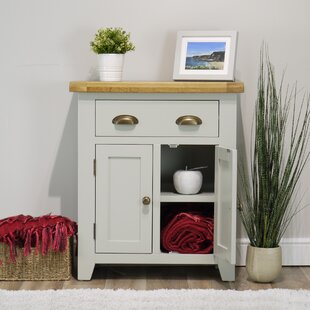 Claire Small 1 Drawer Combi Chest By Brambly Cottage