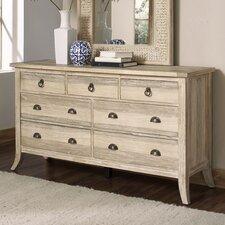Cimarron 7 Drawer Dresser by Braxton Culler