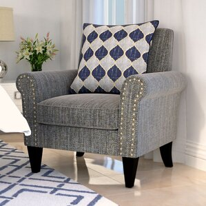 Grey Accent Chairs Youll Love Wayfair