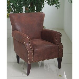 Robinwood Armchair by Alcott Hill