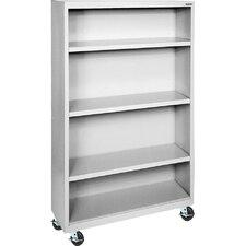 Mobile 58 Standard Bookcase by Sandusky Cabinets