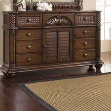 Watson 8 Drawer Combo Dresser by Bay Isle Home
