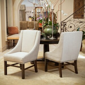 Caden Parsons Chair (Set of 2) by Home Loft Concepts