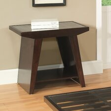 Cullum End Table by Woodhaven Hill