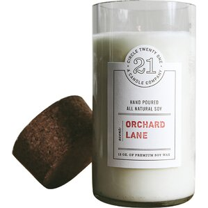 Orchard Scented Lane Candle
