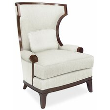 Claassen Wingback Chair by Darby Home Co