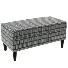 Fabian Upholstered Storage Bedroom Bench by Ivy Bronx