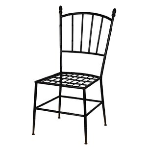 Sagers Metal Side Chair Alcott Hill