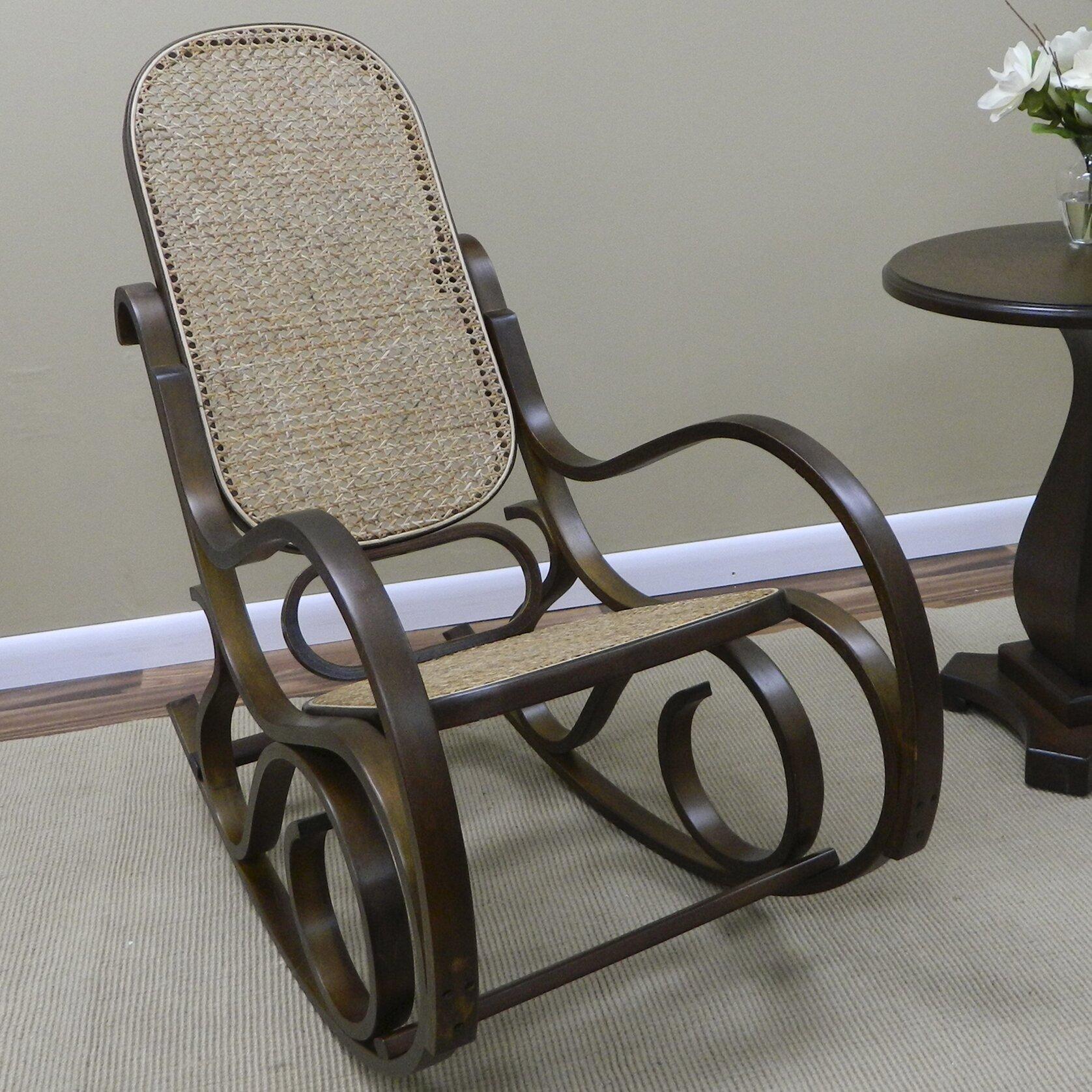 Bentwood rocking chair repair - Victoria Bentwood Rocking Chair