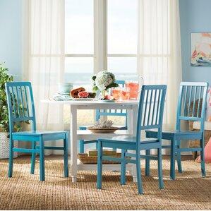 Coastal Kitchen & Dining Tables You\'ll Love | Wayfair