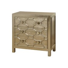 Pantelle 3 Drawer Chest by Mercer41