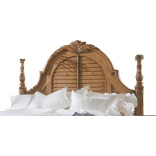 Paradiso Panel Bed by Bay Isle Home