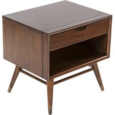 1 Drawer Nightstand by dCOR design