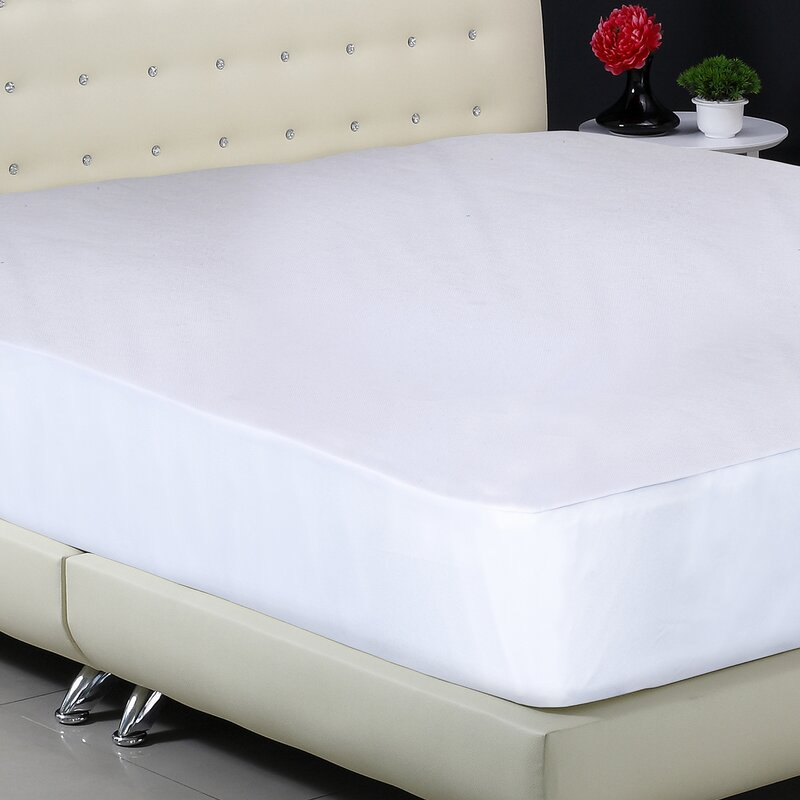 protect-a-bed luxury fitted hypoallergenic waterproof mattress