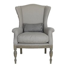 Verona Montrose Wing back Chair by Westland and Birch