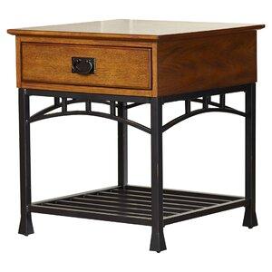 Bilboa End Table by Trent Austin Design