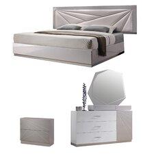 Emesto Panel Customizable Bedroom Set by Wade Logan