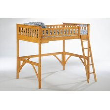 Ginger Loft Bed by Night & Day Furniture