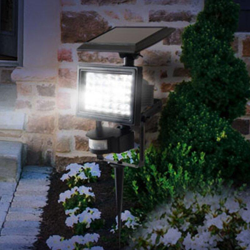 Motion Sensor Solar 30 Light LED Spot Light