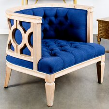 Lilly Barrel Chair by Statements by J