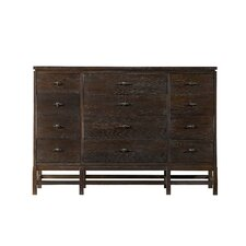 Blackburn 12 Drawer Dresser by Rosecliff Heights