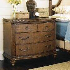 Bali Hai 4 Drawer Bachelor's Chest by Tommy Bahama Home