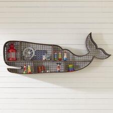 Whale Wall Cubby by Birch Lane Kids