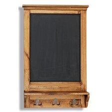Stockbridge 17.1 Chalkboard and Coat Hook by Whole House Worlds