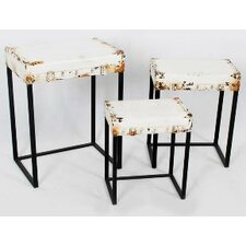 Harrison 3 Piece Nesting Tables by TLC Home