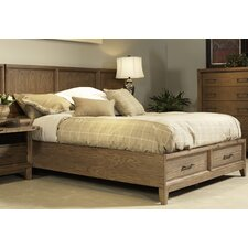 Chelsea Platfrom Customizable Bedroom Set by Home Image