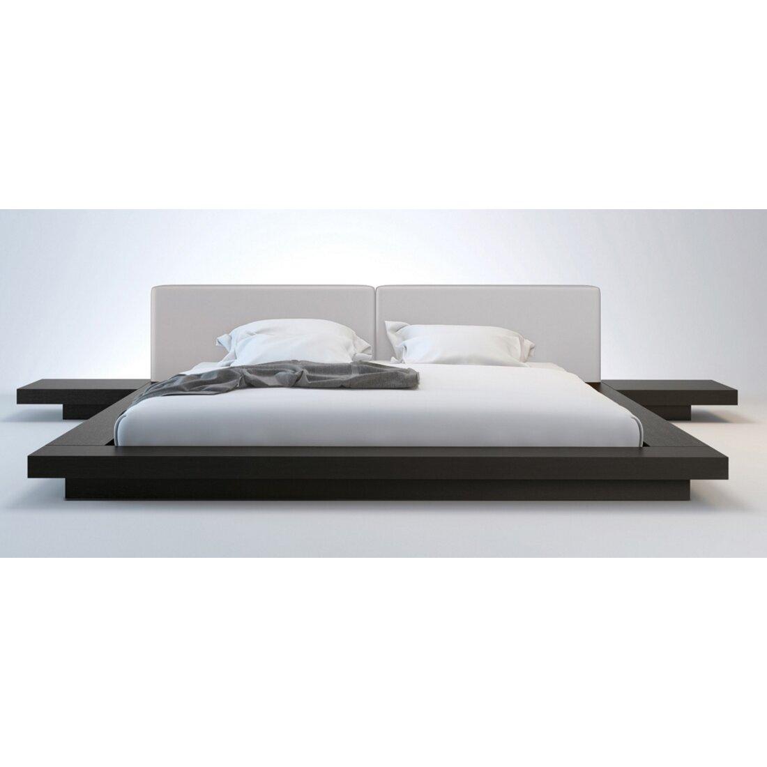 Room and board platform bed - Sloan Upholstered Platform Bed