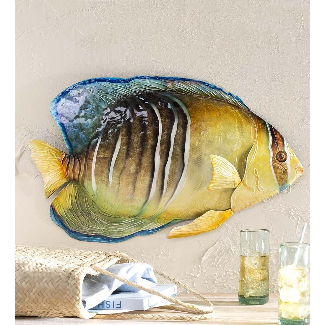 Famous Wall Decor Fish Image - The Wall Art Decorations ...