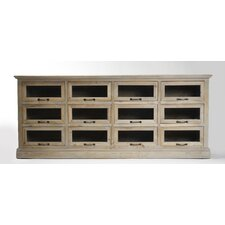 Battier 12 Drawer Chest by Zentique Inc.