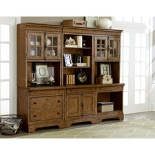 Hera Standard Bookcase by Loon Peak