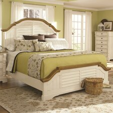Daisy King Panel Bed by Bay Isle Home