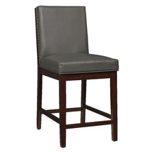Kirby Counter Height Side Chair (Set of 2) by Latitude Run